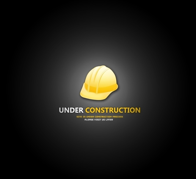 Our site is currently under construction.